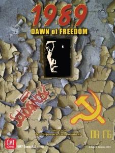 1989 Dawn of Freedom Meğersem Ted Torgerson ve Jason Matthews tarafından dizayn edilmiş bir oyunmuş