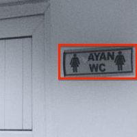 Ayan beyan ayan tuvaleti