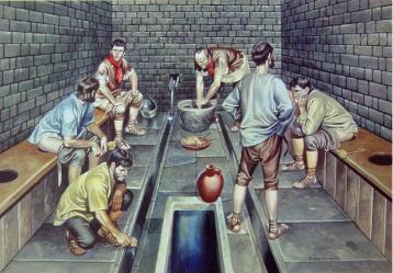 Romalılar iş başında